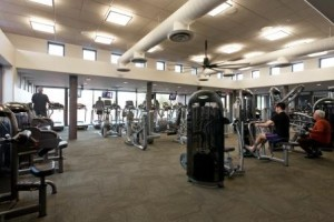 State of the art fitness facility and world class weight lifting