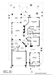 Home Designer Deluxe 7.08: 6603 E. Shooting Star Way.plan